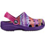 Crocs Classic Graphic Sandals Children purple/colourful